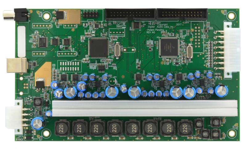 A DSP amplifier from MISCO.