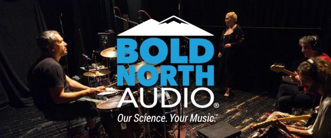 Bold North Audio live music promotion